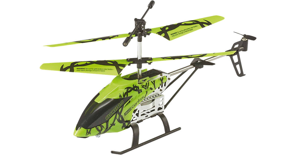 Revell Control RC Helikopter Glowee 2.0 nachleuchtend