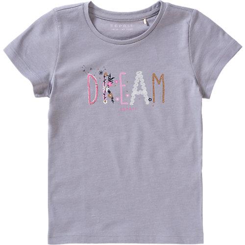 ESPRIT T-Shirt Gr. 116/122 Mädchen Kinder Sale Angebote Neukieritzsch