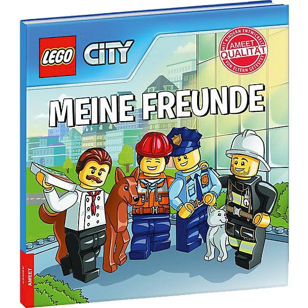 lego city meine freunde freundebuch lego mytoys