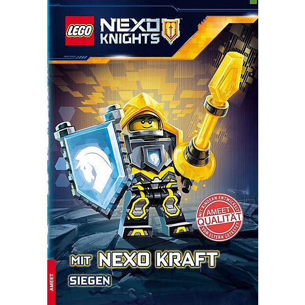 lego nexo knights mit nexo kraft siegen lego nexo knights mytoys. Black Bedroom Furniture Sets. Home Design Ideas