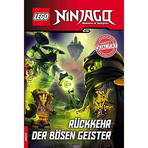 LEGO Ninjago: Rückkehr der bösen Geister