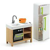 Мебель для кукольного дома, Кухня, DJECO