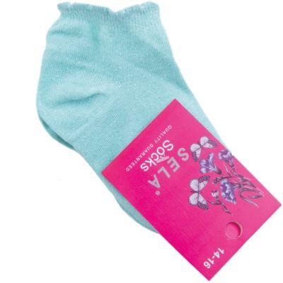 Носки для девочки SELA - голубой