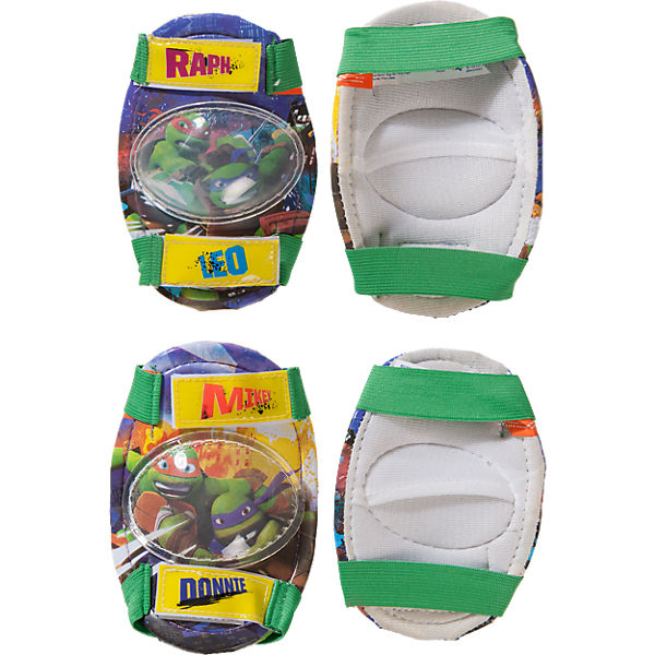 Teenage Mutant Ninja Turtles Knie- und Ellenbogenschoner Set