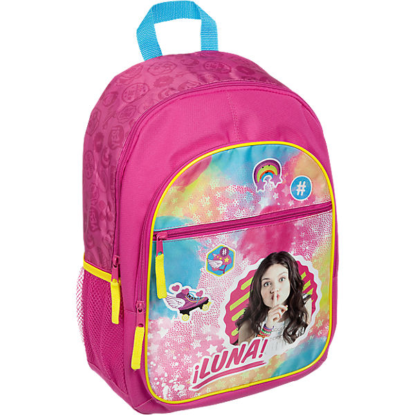 schulrucksack soy luna disney soy luna mytoys. Black Bedroom Furniture Sets. Home Design Ideas