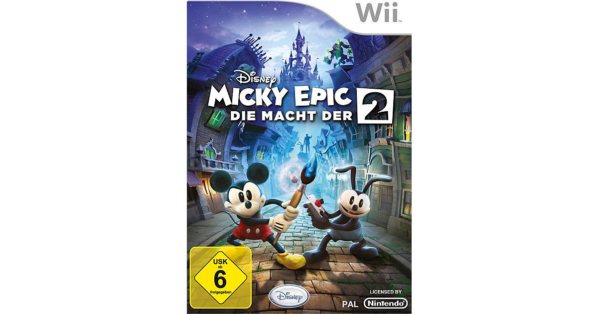 WII Micky Epic: Die Macht der 2