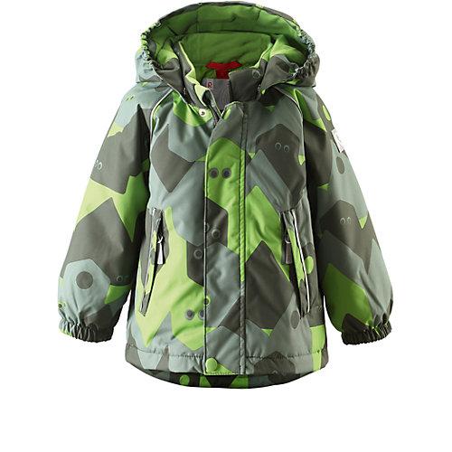 Утепленная куртка Reima Pirtti Reimatec - зеленый от Reima