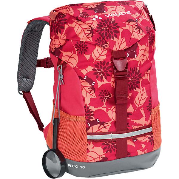 neuartiger Stil eine große Auswahl an Modellen die beste Einstellung Kinder Rucksack PECKI 10L, VAUDE