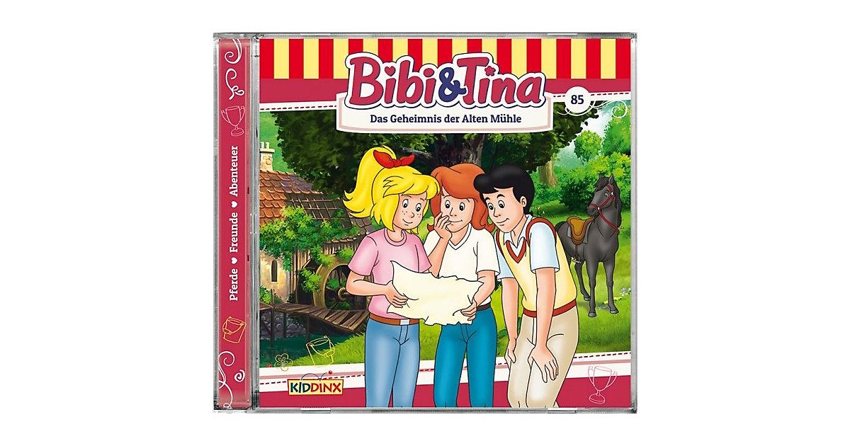CD Bibi & Tina 85 - Das Geheimnis der alten Mühle Hörbuch