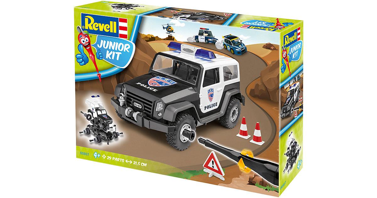 Revell Junior Kit - Geländewagen Polizei