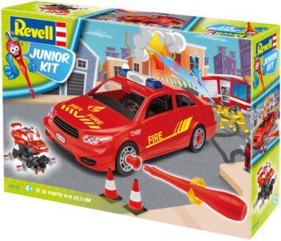 Baukästen & Konstruktion REVELL 00754 Junior Kit Rennfahrer 00754 ab 4 Jahre
