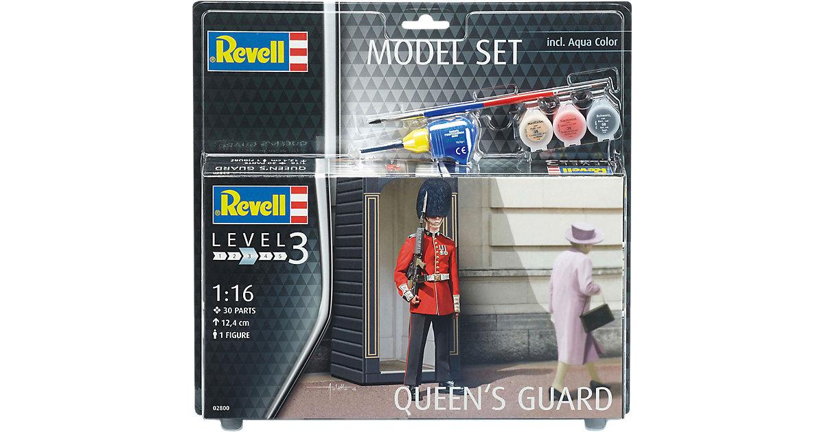 Revell Modellbausatz Model Set Queen´s Guard