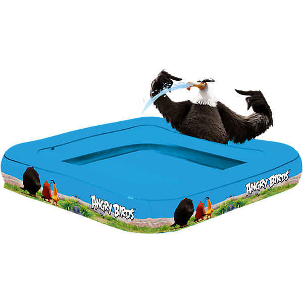 Pool Mighty Eagle Angry Birds