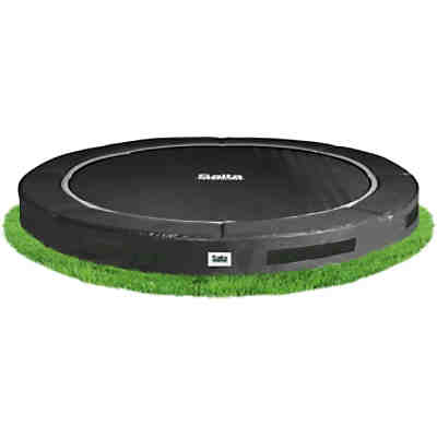 Salta Excellent Ground Trampolin 183cm, schwarz