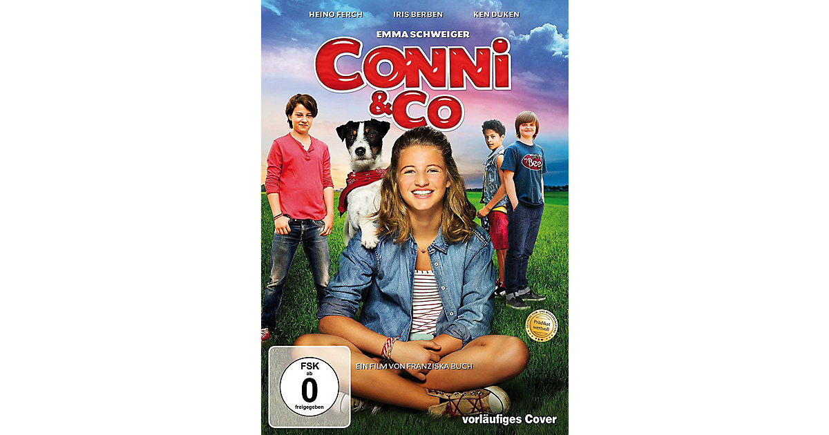 DVD Conni & Co Hörbuch