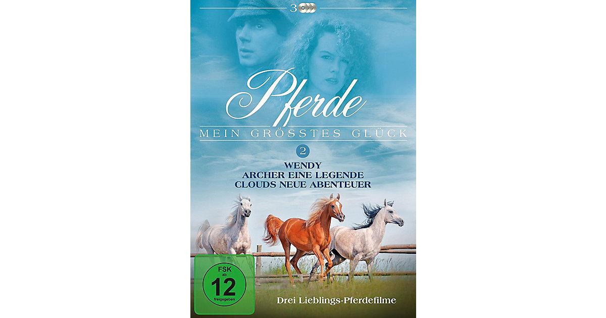DVD Pferde - Mein größtes Glück 2 (3 DVDs) Hörbuch