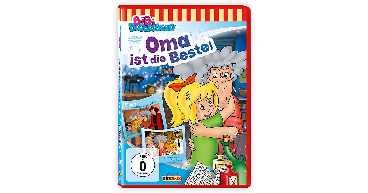 DVD Bibi Blocksberg - Oma ist die Beste