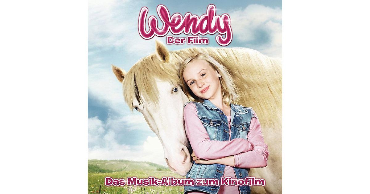 CD Various-Wendy-das Album zum Film