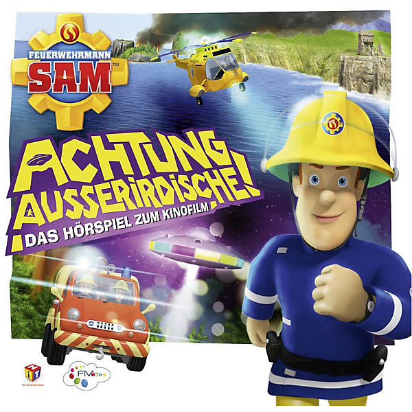 Feuerwehrmann Sam Achtung Außerirdische