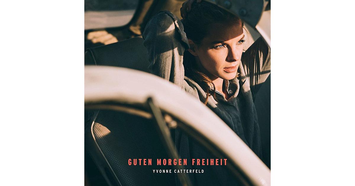 CD Yvonne Catterfeld - Guten Morgen Freiheit