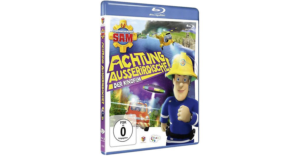 BLU-RAY Feuerwehrmann Sam - Achtung Außerirdische - Der Kinofilm Hörbuch