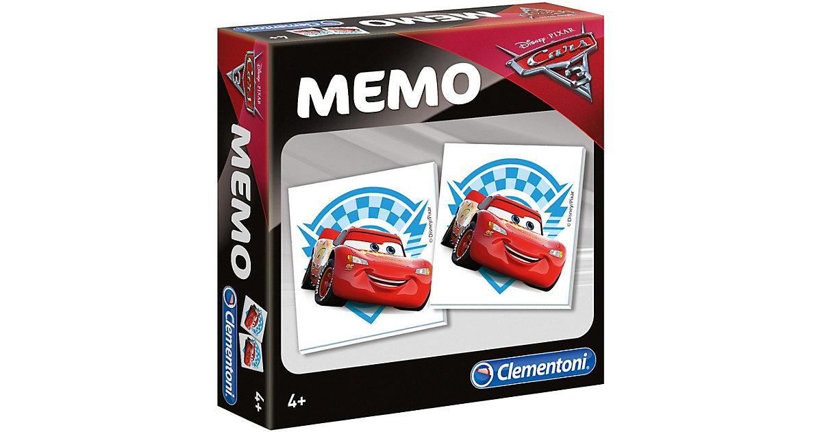 Memo Game - Cars 3