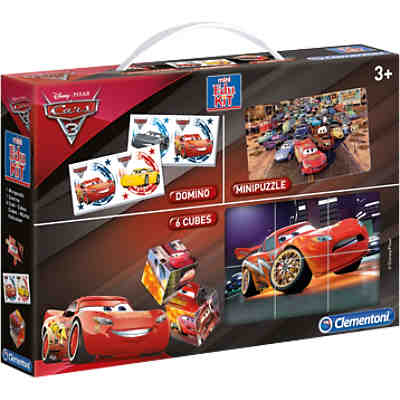 Mini Edukit 3 in 1 - Cars 3