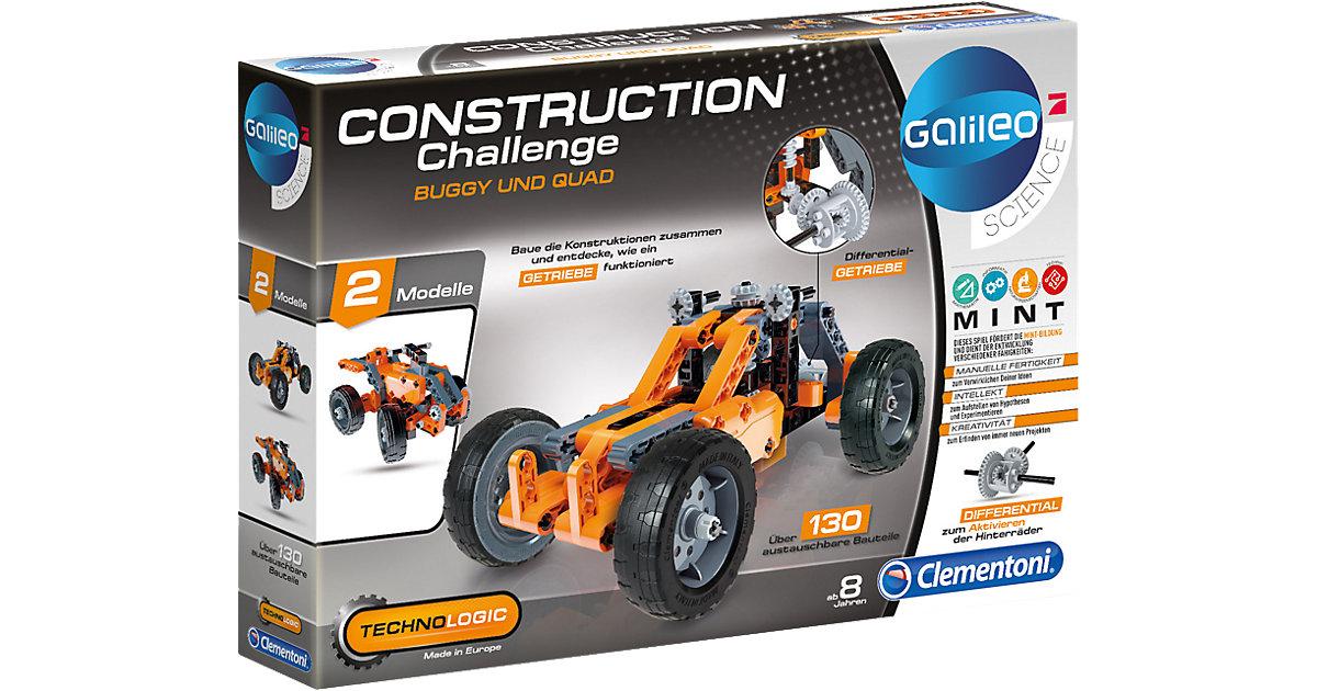 Galileo - Construction Challenge - Buggy und Quad