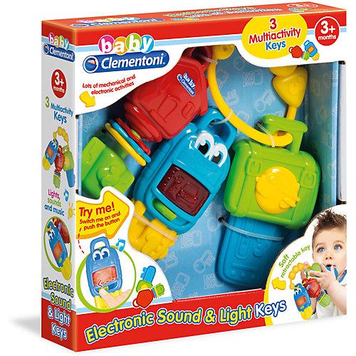 """Развивающая игрушка Clementoni """"Музыкальные ключики"""" от Clementoni"""