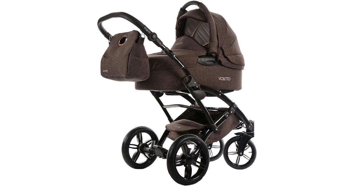 Knorr Toys · Knorr-Baby Kombikinderwagen Voletto 3in1 braun