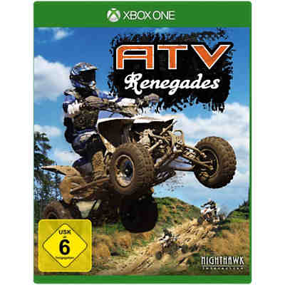 XBOXONE ATV Renegades