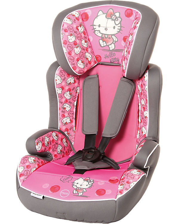 hello kitty kindersitz 9 36 kg