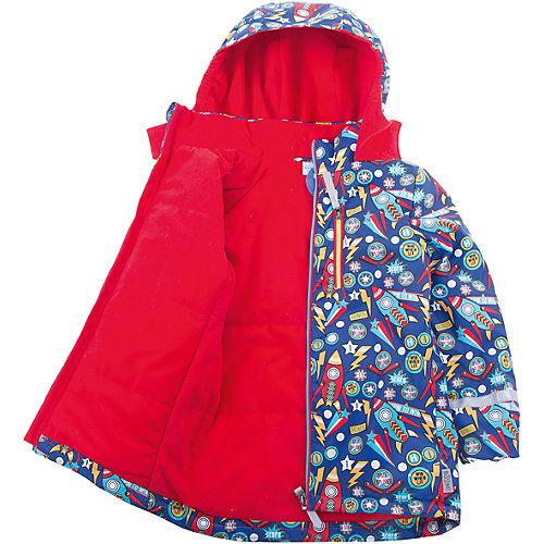 Комплект BOOM by Orby: куртка и брюки - синий от BOOM by Orby