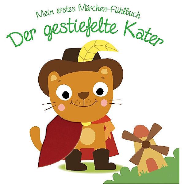 Mein erstes Märchen-Fühlbuch: Der gestiefelte Kater, YoYo Books