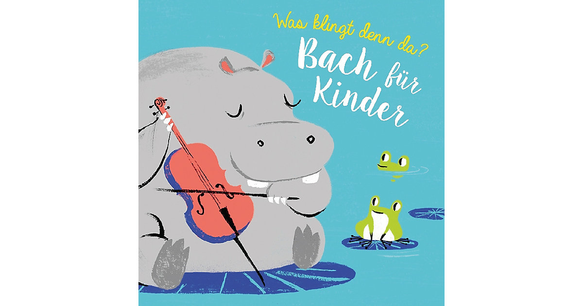 Was klingt denn da?: Bach Kinder, Soundbuch mit...
