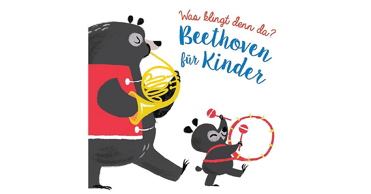 Was klingt denn da?: Beethoven Kinder, Soundbuc...