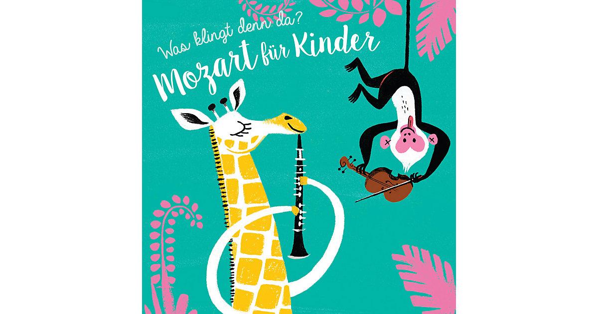 Was klingt denn da?: Mozart Kinder, Soundbuch m...