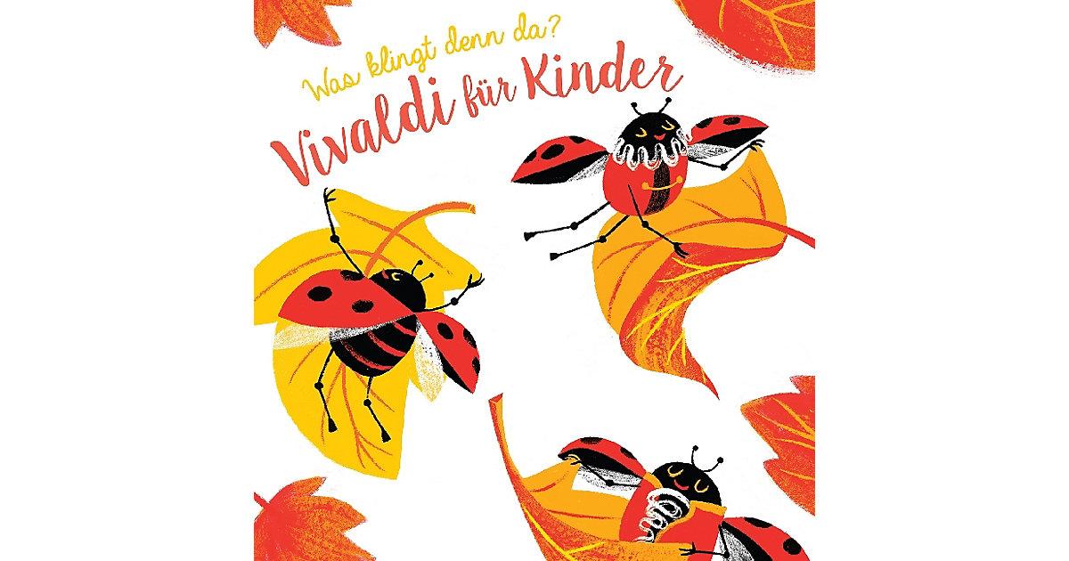 Was klingt denn da?: Vivaldi Kinder, Soundbuch ...