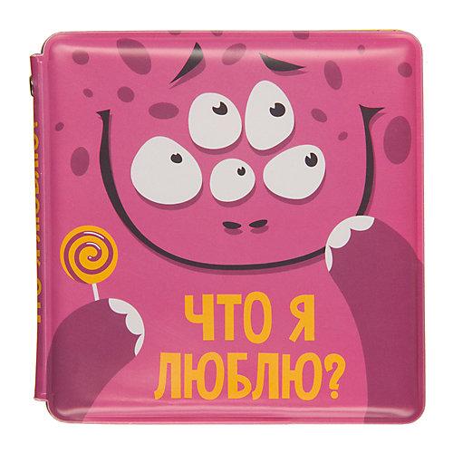 """Книжка-игрушка для ванной """"I LIKE IT"""", Happy Baby от Happy Baby"""