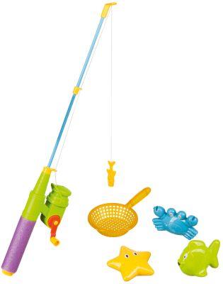 """Набор игрушек для ванной """"LITTLE FISHMAN"""", Happy Baby"""