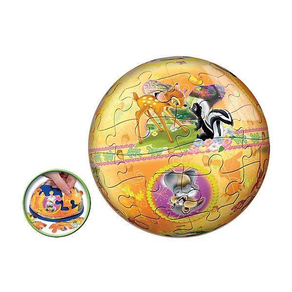 """Пазл-шар """"Бемби"""", 24 детали, Disney"""
