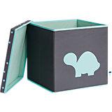 Коробка с крышкой для хранения Store it Черепаха