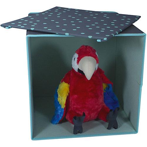 Коробка с крышкой для хранения Store it Черепаха - grau/türkis от STORE IT!