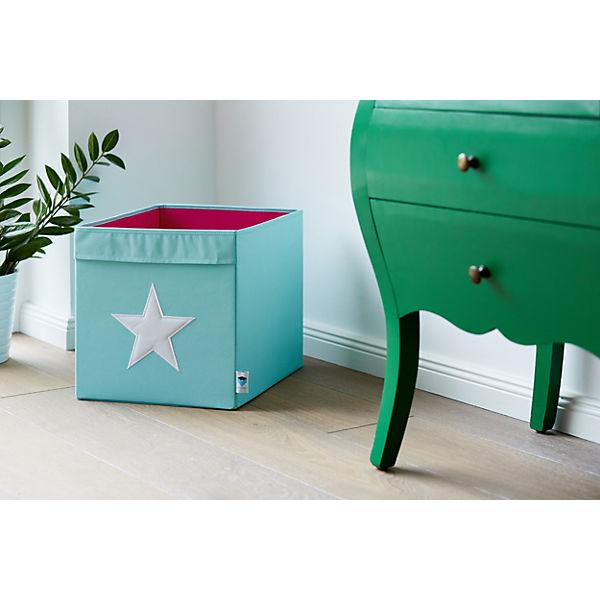 aufbewahrungsbox stern mint wei store it mytoys. Black Bedroom Furniture Sets. Home Design Ideas