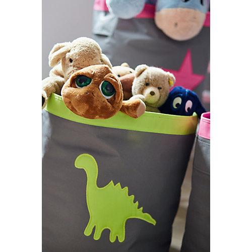 Корзина для хранения Store it Динозавр - серый от STORE IT!