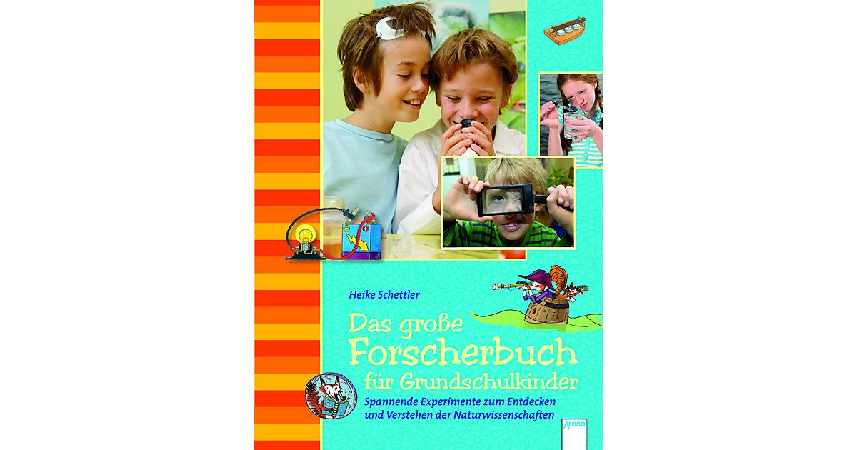 Das große Forscherbuch Grundschulkinder Kinder