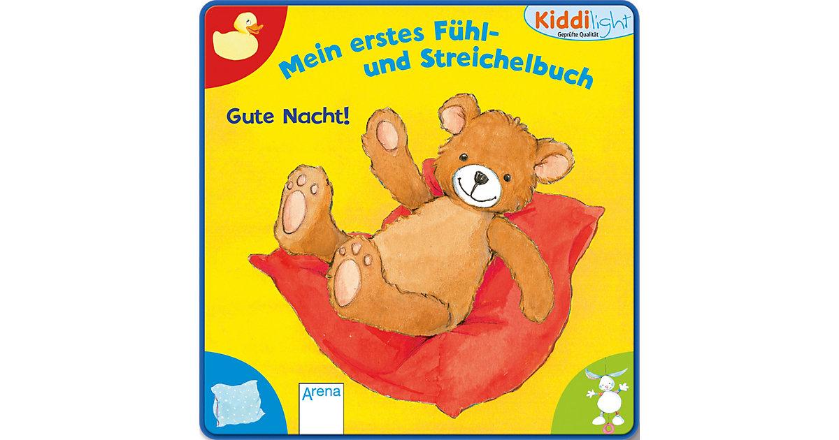 Kiddilight: Mein erstes Fühl- und Streichelbuch...
