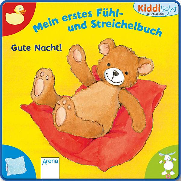 Kiddilight: Mein erstes Fühl- und Streichelbuch: Gute Nacht!, Sonja Egger Egger Sonja bbef60