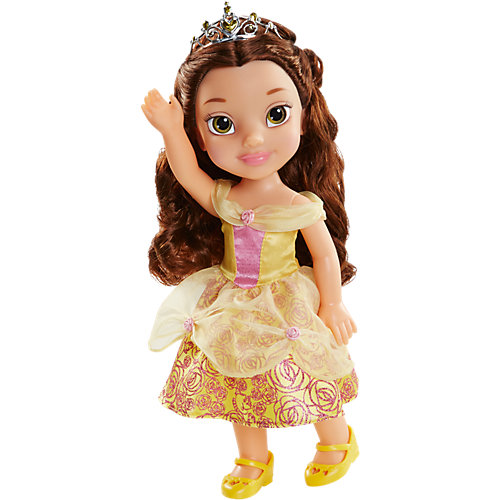 Jakks Pacific Disney Princess Belle Stehpuppe 35 cm