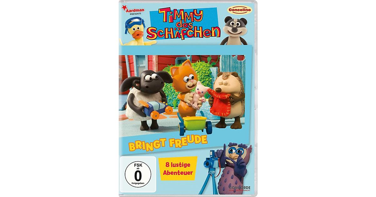DVD Timmy das Schäfchen - Bringt Freude
